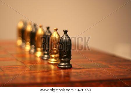 Alternating Pawns