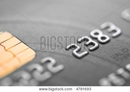Credit Card Black
