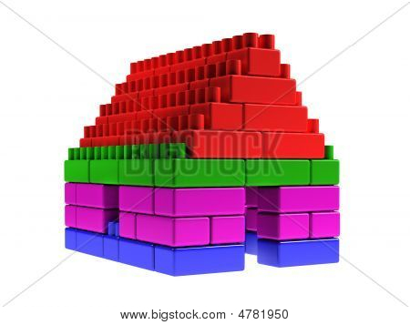 House Made By Blocks