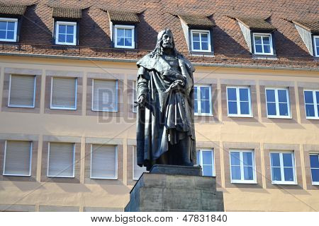 Albrecht Durer Monument
