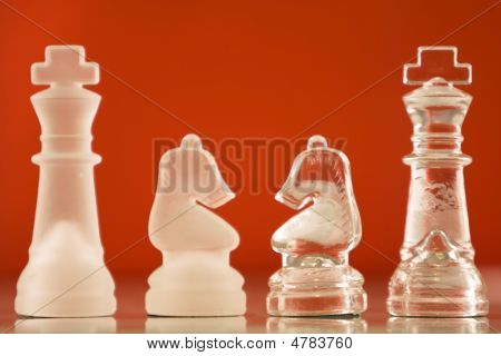 Kings And Horses Chess Combat