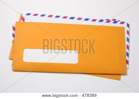 Envelopes Without Address