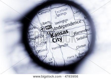 Map Of Kansas City