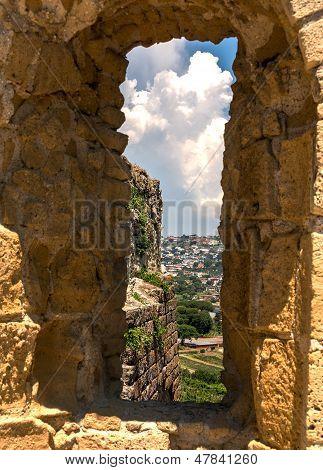 The Ancient Ruins of Cumae