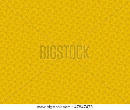 background yellow pattern