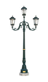 Street Light Lamp Post Cutout