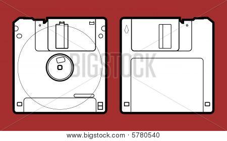 Diskette 3'5