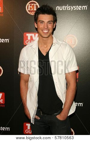 Adam Gregory at TV Guide Magazine's Sexiest Stars Party. Sunset Tower Hotel, Los Angeles, CA. 03-24-09