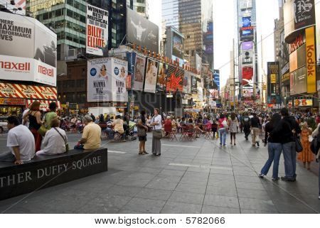 neue Times square