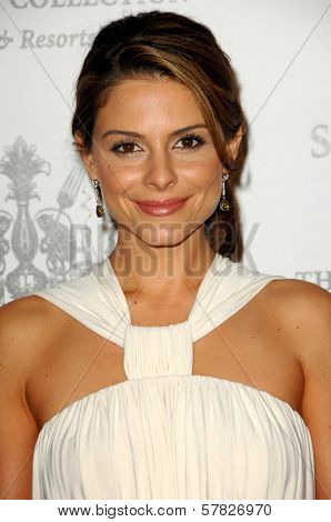 Maria Menounos   at the Grand Opening of SLS Hotel. SLS Hotel, Los Angeles, CA. 12-04-08