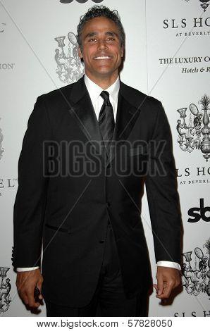 Rick Fox   at the Grand Opening of SLS Hotel. SLS Hotel, Los Angeles, CA. 12-04-08