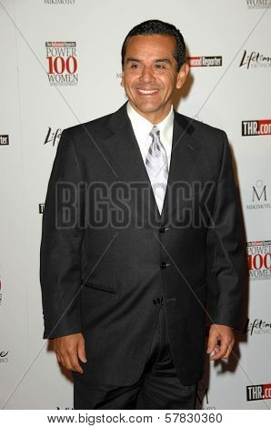 Antonio Villaraigosa   at The Hollywood Reporter's Annual Women In Entertainment Breakfast. Beverly Hills Hotel, Beverly Hills, CA. 12-05-08