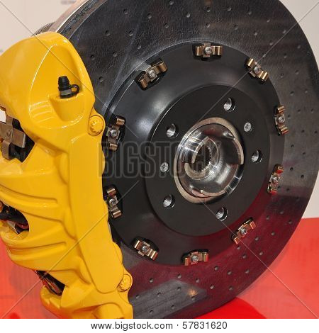 ceramic brake disc