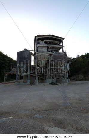 Mill At Stone Quarry