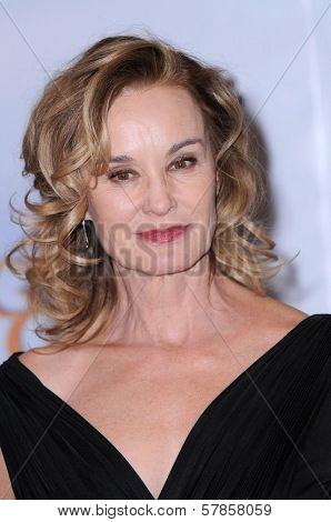 Jessica Lange in the press room at the 66th Annual Golden Globe Awards. Beverly Hilton Hotel, Beverly Hills, CA. 01-11-09