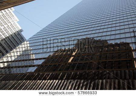 Reflections, Manhattan