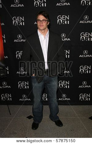 Adam F. Goldberg at the Los Angeles Special Screening of 'Fanboys'. Clarity Screening Room, Beverly Hills, CA. 02-03-09