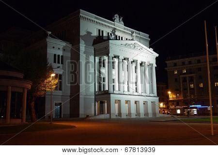 Latvian National Opera