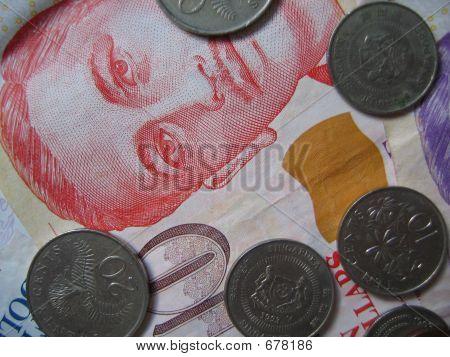 Singapore Ten Dollars