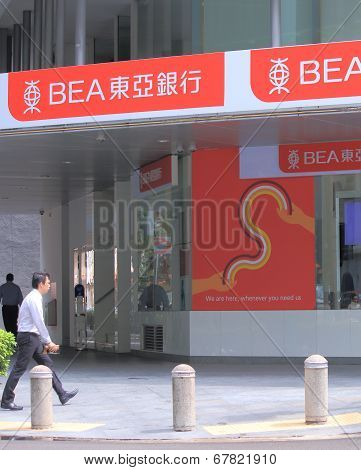 BEA, Bank of East Asia