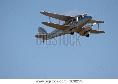 Twin Engined Bi-Plane