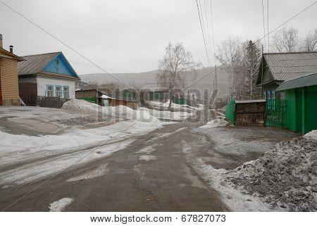 Vishnevogorsk village