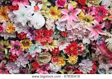 Lot Of Flowers