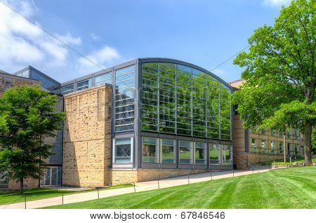 University Of Wisconsin Law School Building
