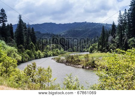 Eel River Run Thru