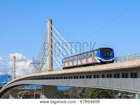 Canada Line Bridge