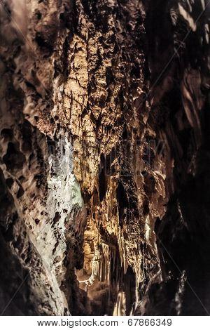 Underground Limestone