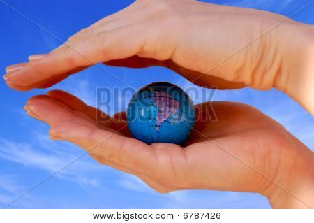 World protection in Your Hands