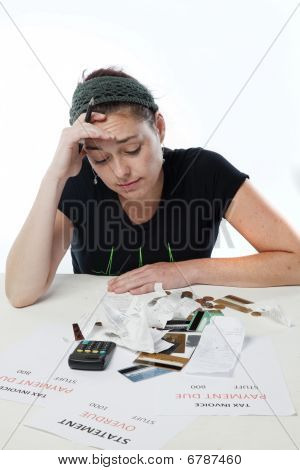 Financial worry