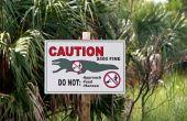 Alligator Sign Ding Darling Wildlife Refuge Sanibel Florida poster