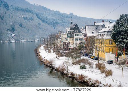 Traben-Trarbach village