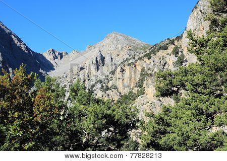 Lefka Ori Mountains
