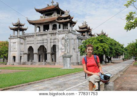 Vietnam - Phat Diem Cathedral