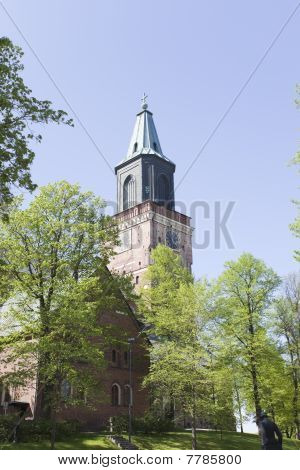 Main Cathedral Of Finland