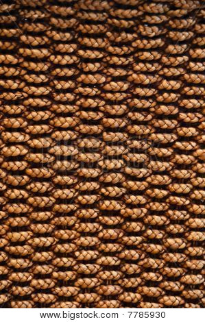 Brown Wicker