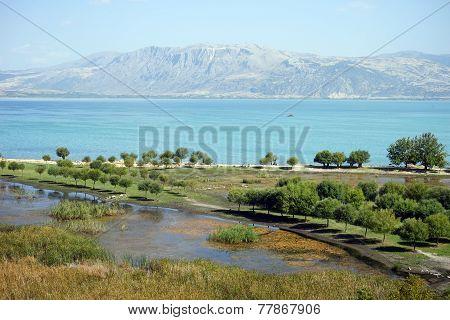 Egirdir Lake