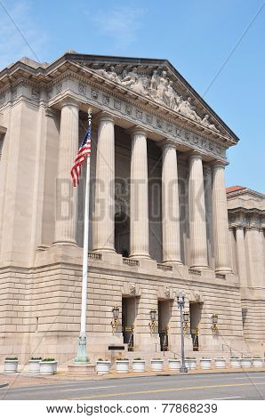 Andrew W Mellon Auditorium in Washington DC