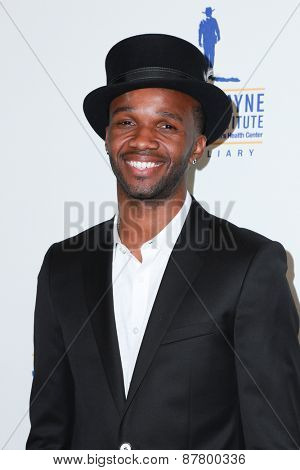 LOS ANGELES - FEB 11:  Lee England Jr. at the 30th Annual John Wayne Odyssey Ball at the Beverly Wilshire Hotel on April 11, 2015 in Beverly Hills, CA