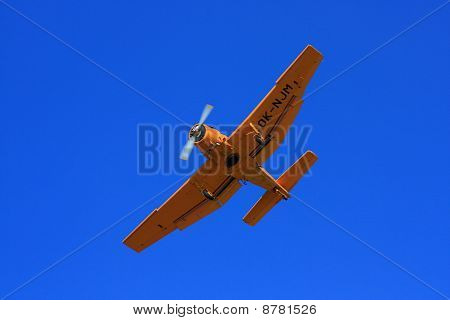 Agricultural aircraft
