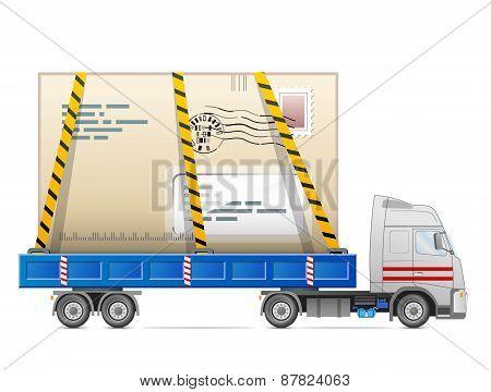 Road Transportation Of Mail