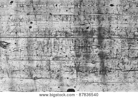 Timber weathered wall background