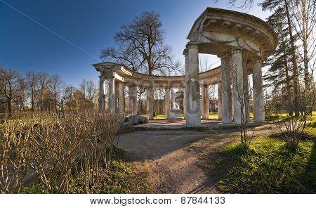 Apollo Pavilion