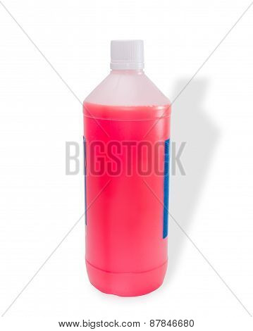 Bottle Of Antifreeze