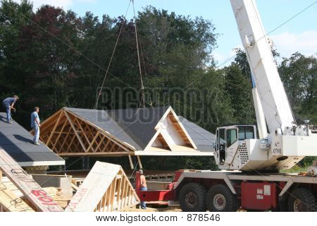 Lifting Roof Off Of Foundation
