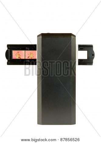 Scanner For Slides And Films