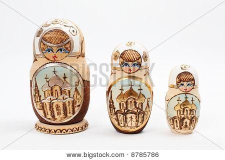 Russian Babushka Dolls